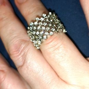 Sparkle Sizeb 5 Ring